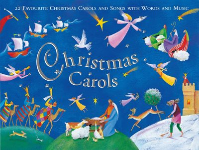 Book cover for Christmas Carols